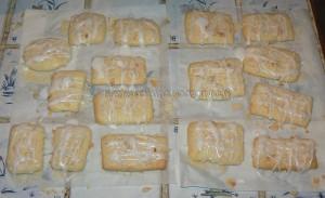 Biscuits aux amandes de finlande fin