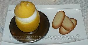 Citrons givrés une