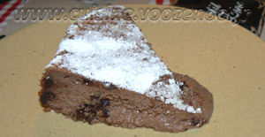 Moelleux au chocolat et ricotta