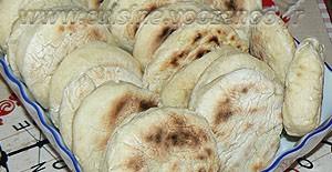 Mini matloua, pain marocan  une