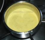 Batbouts farcis a la viande et aux legumes, sauce epicee etape6