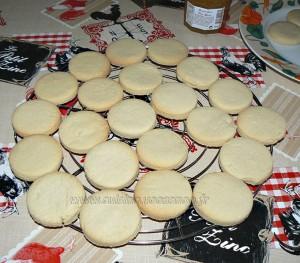 Vanilice - Biscuits Serbe au saindoux etape4