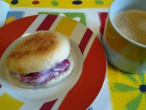 muffins anglais de christine
