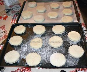 Muffins anglais etape4