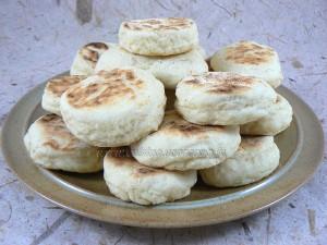 Muffins anglais presentation