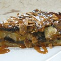 Gâteau invisible aux pommes et cacao slider