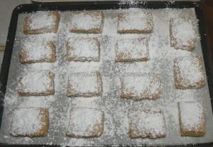 Biscuits au vin blanc fin