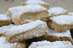 Biscuits au vin blanc