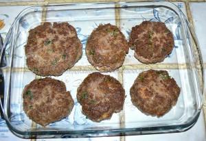 Polpettes à la mozzarella tomate et anchois etape5
