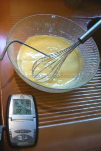 Biscuits empreintes au lemon curd etape3