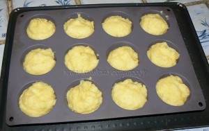 Muffins au citron et à la pomme de terre etape5