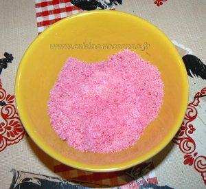 Tiramisu aux fraises etape13