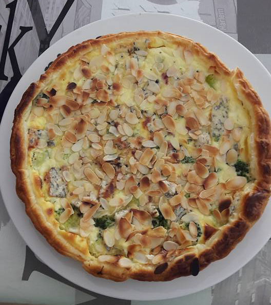 tarte-dominique