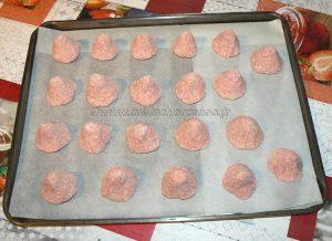 Rochers coco et poudre rose etape3