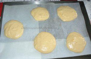 Cookies toile d'araignée black and white etape2