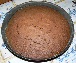 Sachertorte, le gâteau autrichien etape3