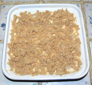 Biscuit croustillant à la myrtille etape3