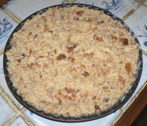 Tatin pudding aux pommes etape3