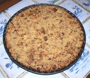 Tatin pudding aux pommes etape4