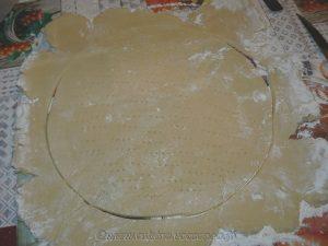 Tarte au citron meringuée etape3