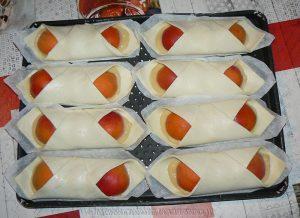 Oranais aux abricots etape3