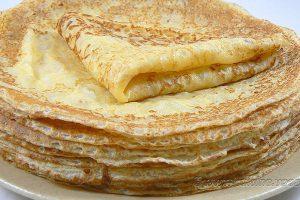 Pâte à crêpe allégée à la Maïzena® slider